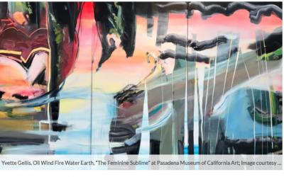 """The Feminine Sublime"" at Pasadena Museum of California Art"