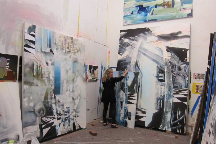 Yvette Gellis: Movement and Duration, Seeking the Ineffable…
