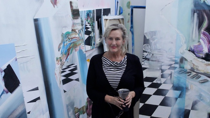 Pepperdine art teacher draws on her own success to guide students to theirs