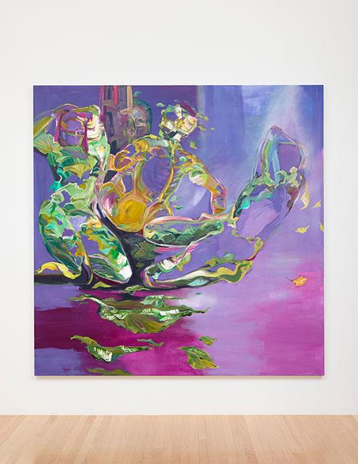 Yvette Gellis: 'Verdure'